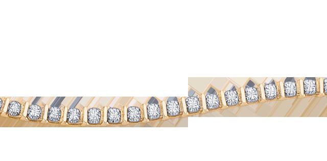 Style : BBR266/150-10. Diamond line bracelet available in 0.50 carat t ... Diamond